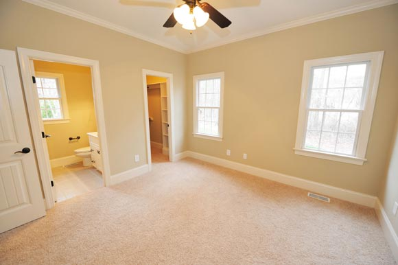 cleared-bedroom in chelmsford