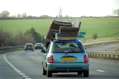 Furniture delivery in Essex